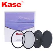 Kase 82mm Skyeye Magnetic Starter Kit (MCUV + CPL + Front Cap + Rear Cap)