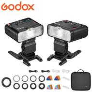 Godox MF12 12W Macro Flash Two-Light Kit