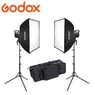 Godox 2x SL100D 100W AC Power Compact LED Lighting Kit