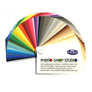 Savage Paper Rolls Colour Sample Swaps