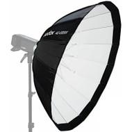 Godox AD-S85W 85cm Umbrella Parabolic Beauty Dish Softbox (White) with GRID for AD100/300/400Pro/ML60