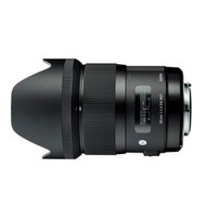Sigma 35mm f/1.4 DG for Canon