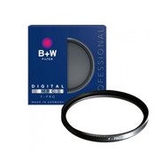 B+W 86mm F-PRO Clear UV Haze MRC Filter