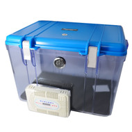 Wonderful DB-3828C Clear Dry Box w/ Electronic Dehumidifier