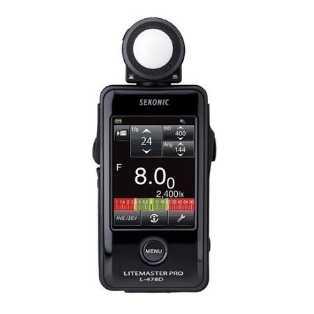 Sekonic Light Meter L-478D
