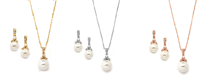 Jewelry Bridesmaid Jewelry Pearl Bridesmaid Jewelry Sets