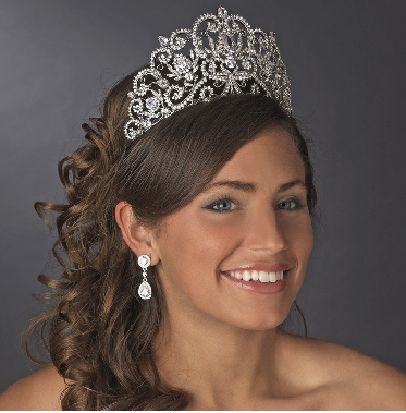 quinceanera tiaras and sets