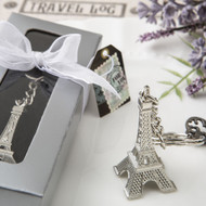 144 Eiffel Tower Key Chain Wedding or Party Favors