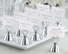 192 Kissing Bell Kate Aspen Place Card Holder Favors