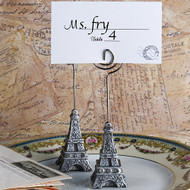200 Eiffel Tower Place Card Holder Wedding Favors