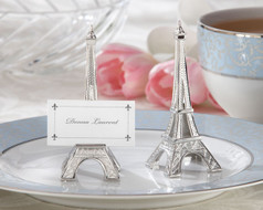 96 Eiffel Tower Paris Wedding Favor Place Card Holders