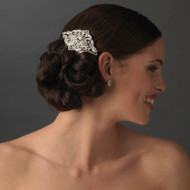 Dazzling Vintage Inspired Bridal Wedding Hair Comb