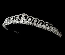 Royal Wedding Rhinestone Tiara