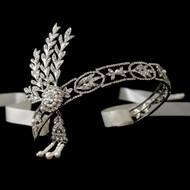 Great Gatsby Inspired Art Deco Wedding Headband
