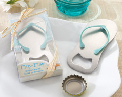 96 Pop the Top Flip Flop Beach Theme Wedding Bottle Opener Favors