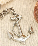144 Nautical Anchor Key Chain Beach Wedding Favors