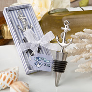 72 Nautical Theme Anchor Bottle Stopper Wedding Favors