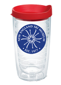 Tervis Tumbler with Exclusive NESM patch, Red lid