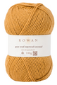 PURE WOOL WORSTED - Gold (KT1967)