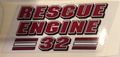 Progress Engine Rescue Sticker