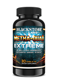 Blackstone Labs Metha-Quad Extreme Potent Prohormone