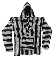 Drug Rug Baja Poncho Hoodie Medium Assortment