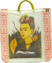 Frida Kahlo Market Bag Recycled Fibers
