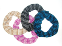 Alpaca Collar Scarf Mix Colors