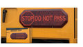 T7500-210-000, Driver Alert Sign with Packard 280-8 Pin Connector