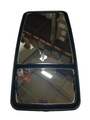"715H,  Eurostyle 8"" x 15"" Dual Mirror Head Motorized (Heated)"