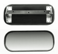 530,  6 x 16 Interior Mirror with Safety Glass