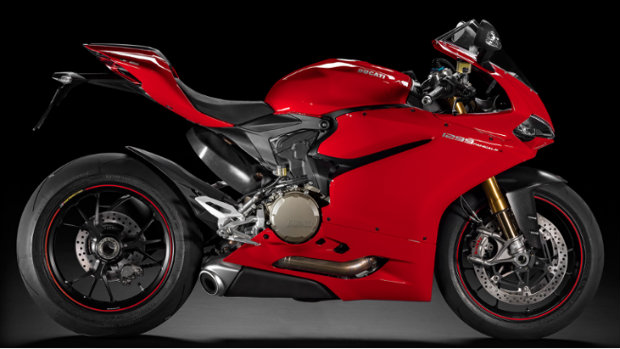 Ducati Panigale 1299 Carbon Fiber Parts Index