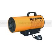 Master BLP 73 DV 110/240v Gas Portable Heater 49-69kw