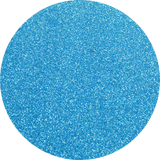 Bahaman Blue glitter for nails