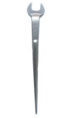 "7778HZ - 7/8"" Hard Spud Wrench Zinc - Rudedog USA"