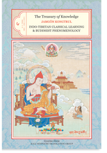 The Treasury of Knowledge: Book Six, Parts One and Two Indo-Tibetan Classical Learning and Buddhist Phenomenology by Jamgon Kongtrul Lodro Taye, translated by Gyurme Dorje