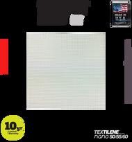 """Textilene® nano™ 50 White 17 x 14 x 120"""" x 100'"""