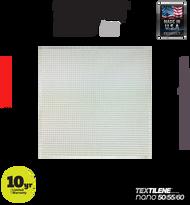 """Textilene® nano™ 55 White 17 x 17 x 120"""" x 100'"""