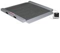 Rice Lake RL-350-6 Dual-ramp Portable Bariatric Wheelchair Scale