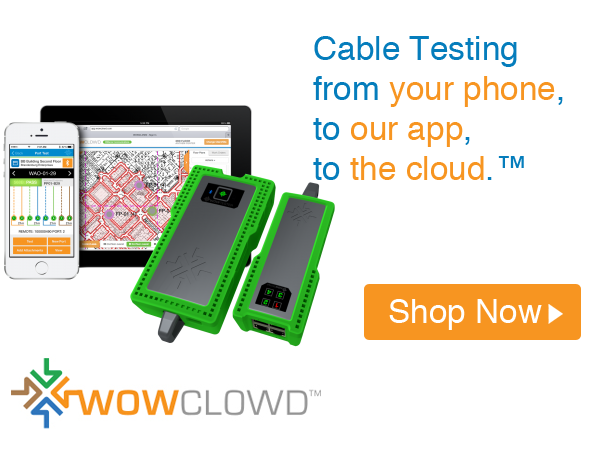 WOWClowd Cable Testers
