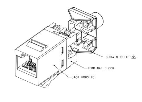 1375191-7: TE Connectivity Category 5E SL Series