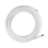 SC-004-10-FF   SureCall 10 feet SC-240 Ultra Low Loss Coax Cable with FME-Female/FME-Male Connectors - White