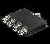 SC-WS-4   SureCall 4-Way Wide Band Splitter (N-Female Connectors)