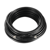 SC-001-75   SureCall 75 feet SC-400 Ultra Low Loss Coax Cable with N-Male Connectors - Black