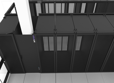 10164-42 | AisleLok, Adjustable Rack Gap Panel, Cabinets, 42RMU