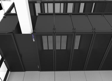 10164-48   AisleLok, Adjustable Rack Gap Panel, Cabinets, 48RMU