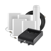 SC-Poly5X-72-OP4-Kit | SureCall SureCall Fusion5X Omni 4 Panel Cell Phone Signal Booster Kit