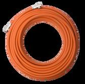 Wilson Electronics 952002: 500' LMR 400 Low Loss Plenum Cable, Orange Jacket