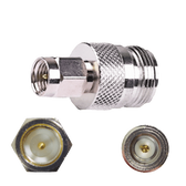 Wilson Electronics 971151: F-Male to N-Female Connector