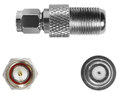 Wilson Electronics 971165: SMA Male to F Female Connector